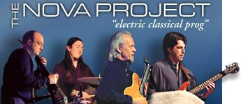 The Nova Project - Electric / Classical Prog